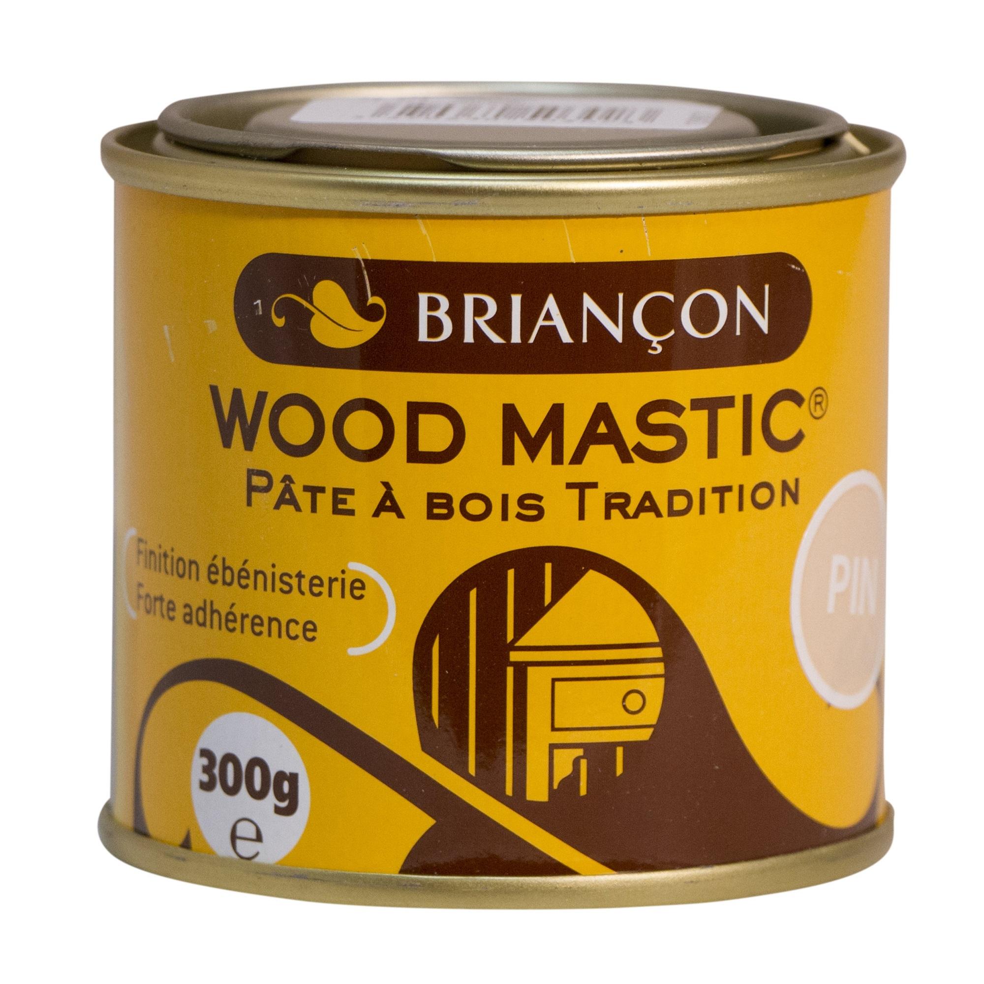 Wood Mastic Tradition - Mastic prêt à l'emploi