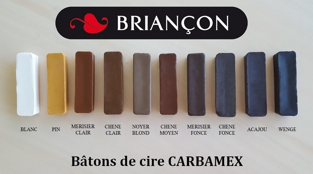 wax sticks - Carbamex - Various