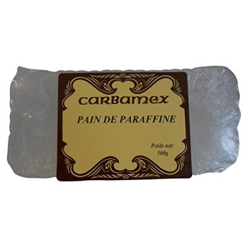 Pain de paraffine Carbamex - Divers