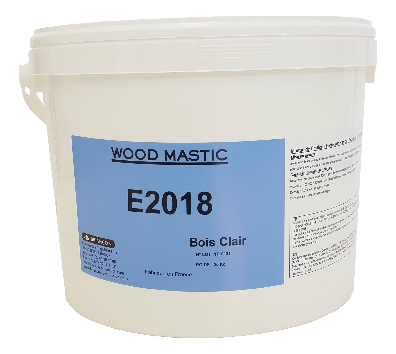 Wood Mastic E2018 - Mastic prêt à l'emploi