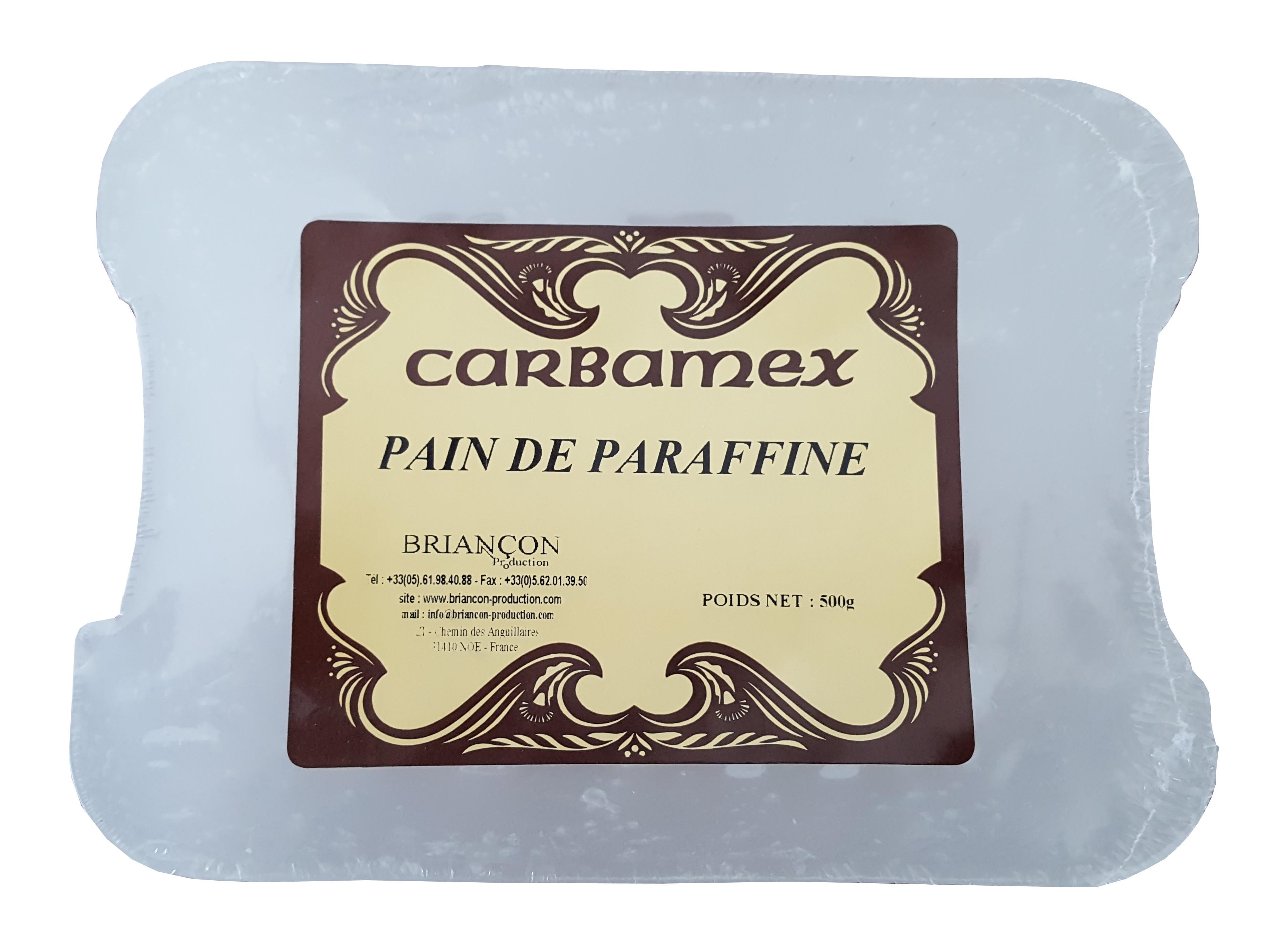 Pain de paraffine Carbamex - Divers